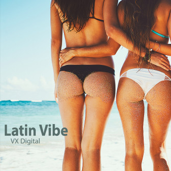 Latin Vibe / High Quality 1280 × 720 Mp4 Video Clip by VX Digital
