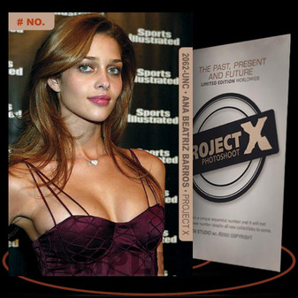 Ana Beatriz Barros [ # 2062-UNC ] PROJECT X Numbered cards / Limited Edition