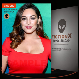 Kelly Brook [ # 2892-UNC ] FICTION X TOXIC RELOAD / Limited Edition cards
