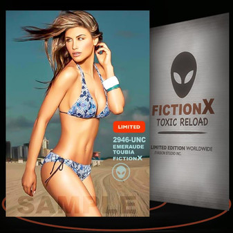 Jessica Cediel [ # 2946-UNC ] FICTION X TOXIC RELOAD / Limited Edition cards