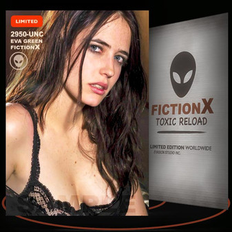 Eva Green [ # 2950-UNC ] FICTION X TOXIC RELOAD / Limited Edition cards