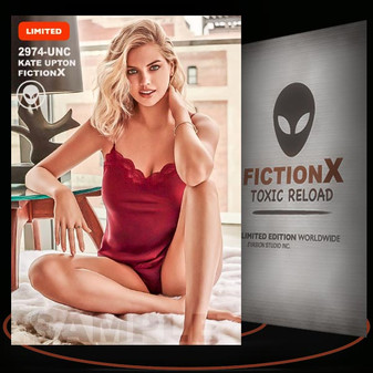 Kate Upton [ # 2974-UNC ] FICTION X TOXIC RELOAD / Limited Edition cards
