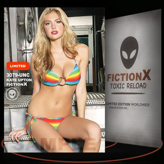 Kate Upton [ # 3079-UNC ] FICTION X TOXIC RELOAD / Limited Edition cards