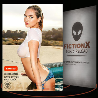 Kate Upton [ # 3080-UNC ] FICTION X TOXIC RELOAD / Limited Edition cards