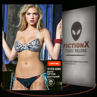 Kate Upton [ # 3152-UNC ] FICTION X TOXIC RELOAD / Limited Edition cards