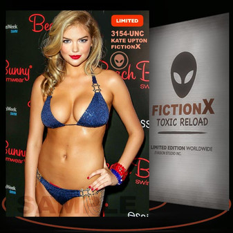 Kate Upton [ # 3154-UNC ] FICTION X TOXIC RELOAD / Limited Edition cards