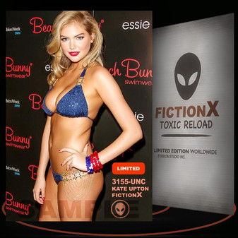 Kate Upton [ # 3155-UNC ] FICTION X TOXIC RELOAD / Limited Edition cards