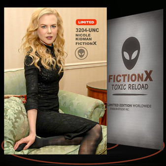 Nicole Kidman [ # 3204-UNC ] FICTION X TOXIC RELOAD / Limited Edition cards