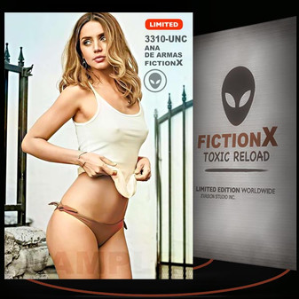 Ana De Armas [ # 3310-UNC ] FICTION X TOXIC RELOAD / Limited Edition cards