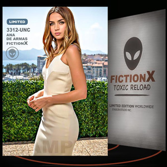 Ana De Armas [ # 3312-UNC ] FICTION X TOXIC RELOAD / Limited Edition cards