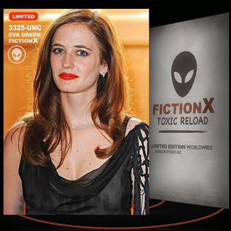 Eva Green [ # 3325-UNC ] FICTION X TOXIC RELOAD / Limited Edition cards