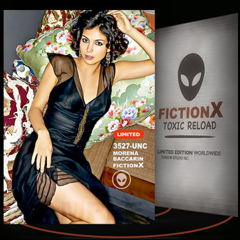 Morena Baccarin [ # 3527-UNC ] FICTION X TOXIC RELOAD / Limited Edition cards