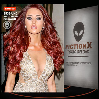 Amy Childs [ # 3533-UNC ] FICTION X TOXIC RELOAD / Limited Edition cards