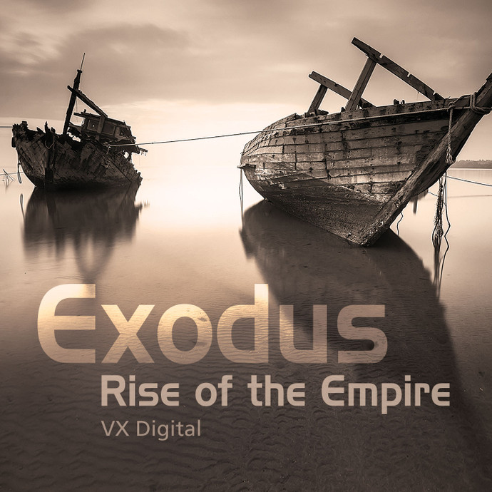 Exodus - Rise of the Empire / High Quality 1280×720 Mp4 Video Clip by VX Digital