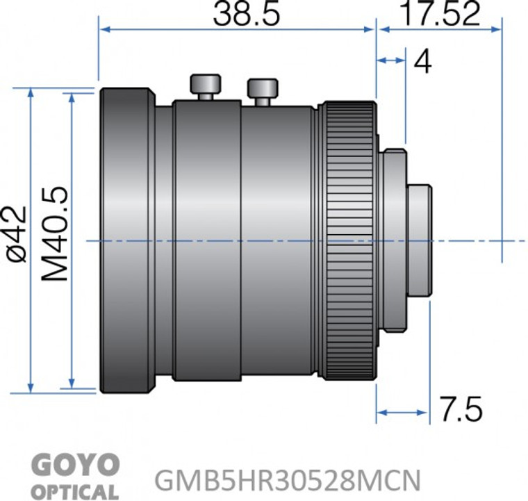 Goyo Optical GMB5HR30528MCN
