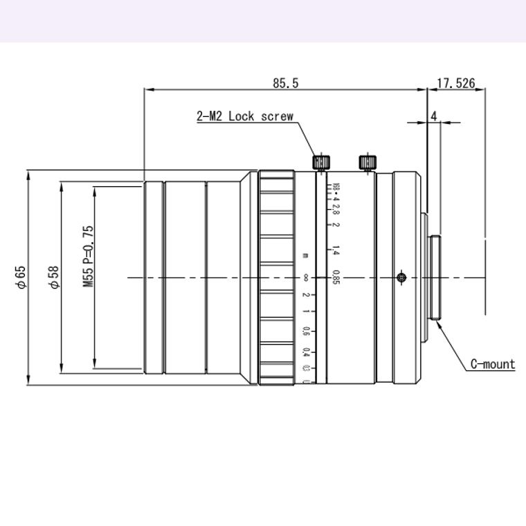 VS Technology VS-25085/C