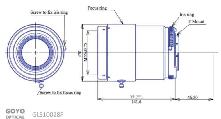 Goyo Optical GLSW10028F