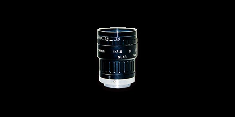 "AZURE Photonics AZURE-2528UV 2/3"" 25mm F2.8 Manual Iris C-Mount Lens, Ultraviolet Type (200-1000nm)"
