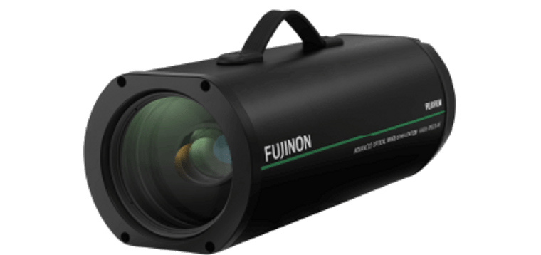 """Fujinon SX800 1/1.8"""" Full HD (1920 x 1080) Camera with Integrated High-Speed 40x (20-800mm) Optical Zoom Lens, Continuous Auto-Focus, High Sensitivity with Day/Night, HD-SDI, IP, and HDMI Outputs"""