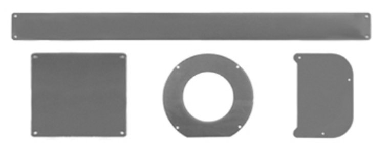 "Midwest Optical HT025 High Temperature Linear Polarizing Film .025"", 400-700nm Range"