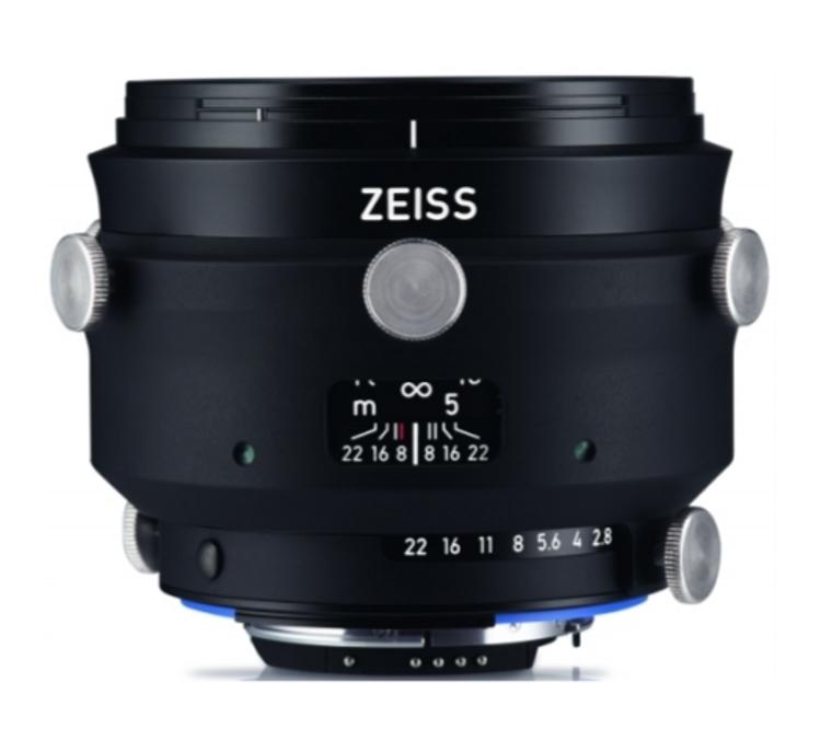 Zeiss Interlock 2/50 ZF.2  50mm F2.0 Manual Focus & Iris F-Mount Lens, 43.3mm Image Circle, 42 Megapixel Rated