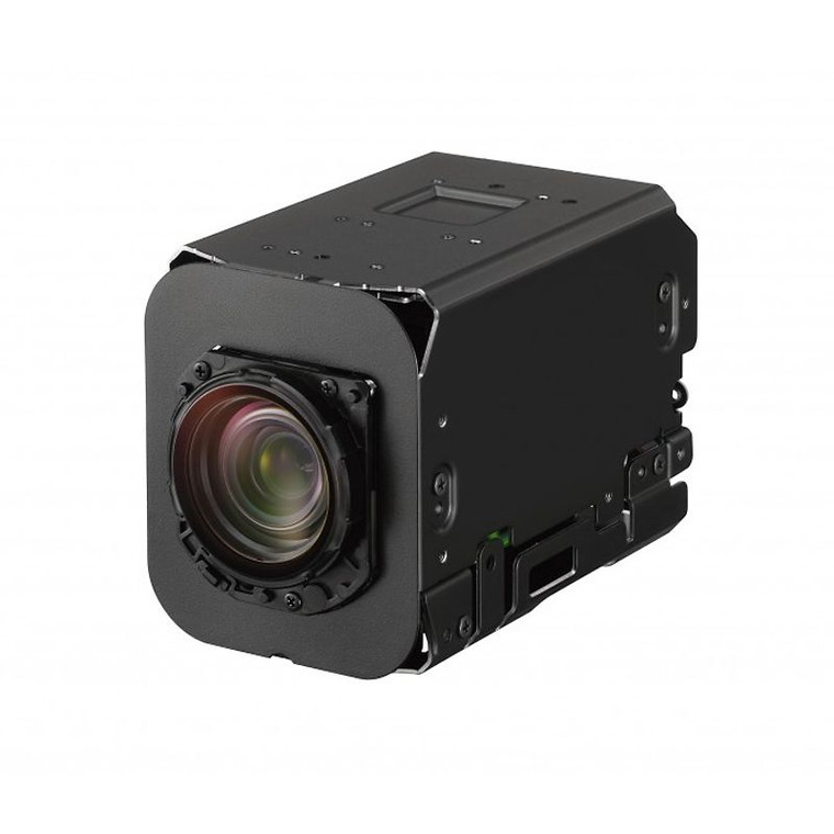 "Sony FCB-ER8530 1/2.5"" 8.51 Megapixels (4K) Block Camera, 12x Optical Zoom, Quad Full HD (3840 H x 2160 V), Exmor R CMOS Sensor"
