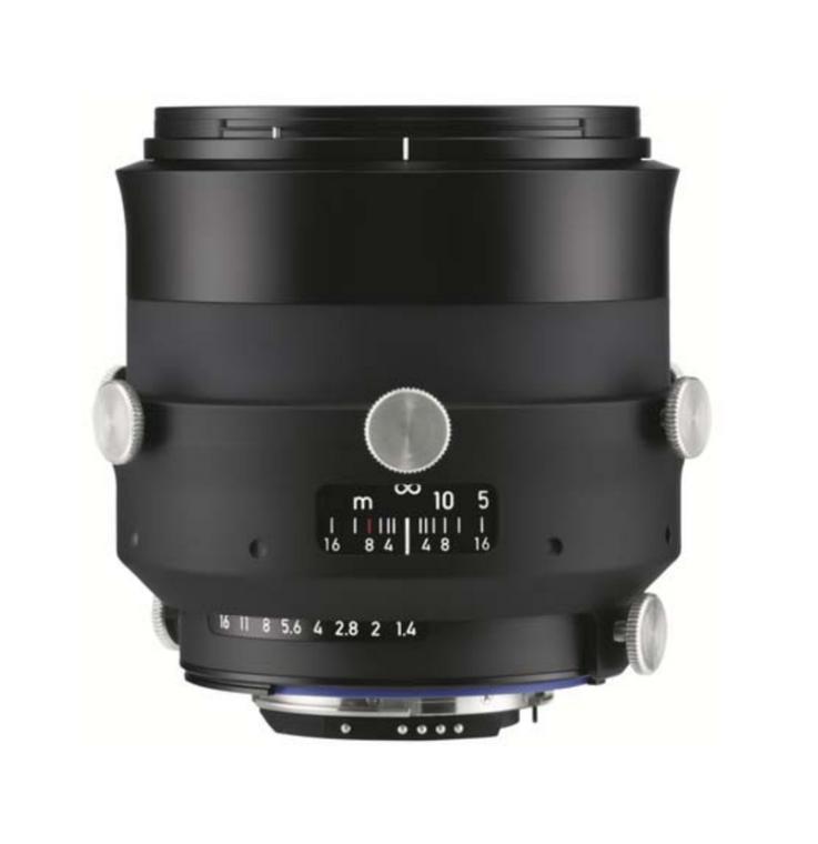 Zeiss Interlock 1.4/50 (M42-mount) 50mm F1.4 Manual Focus & Iris M42-Mount Lens, 43.3mm Image Circle, 42 Megapixel Rated