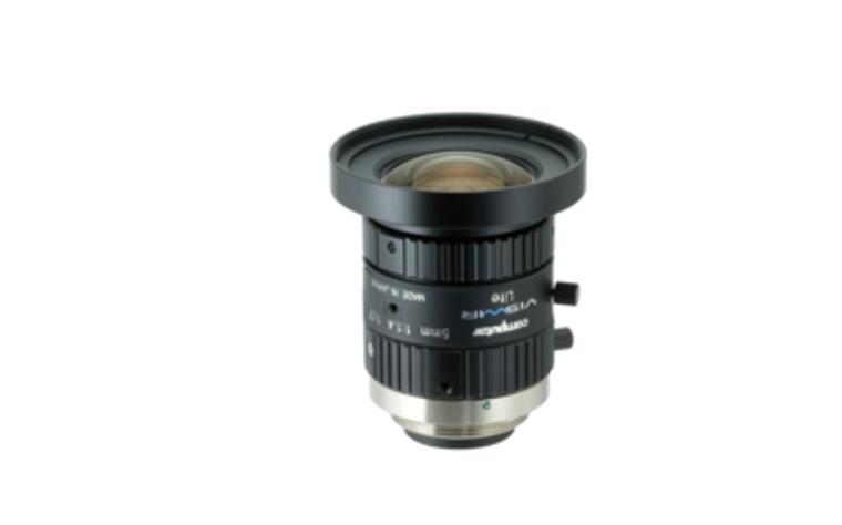 "Computar H0514-VSW 1/2"" 5mm F1.4 Manual Iris C-Mount Lens, Visiblet-Short Wave IR, Singleband Use, 6 Megapixel Rated"