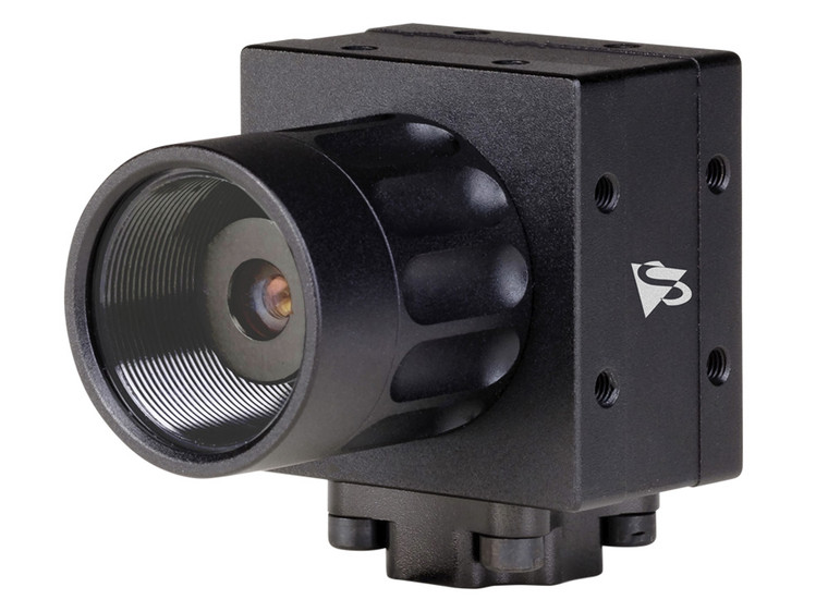 """The Imaging Source DMK 37CX296-I67 1/2.9"""" Progressive Scan Monochrome CMOS (IMX296) Housed (IP67 Rated) Camera, 1.6 Megapixels, 60 fps, FPD-Link III for Harsh Environments"""