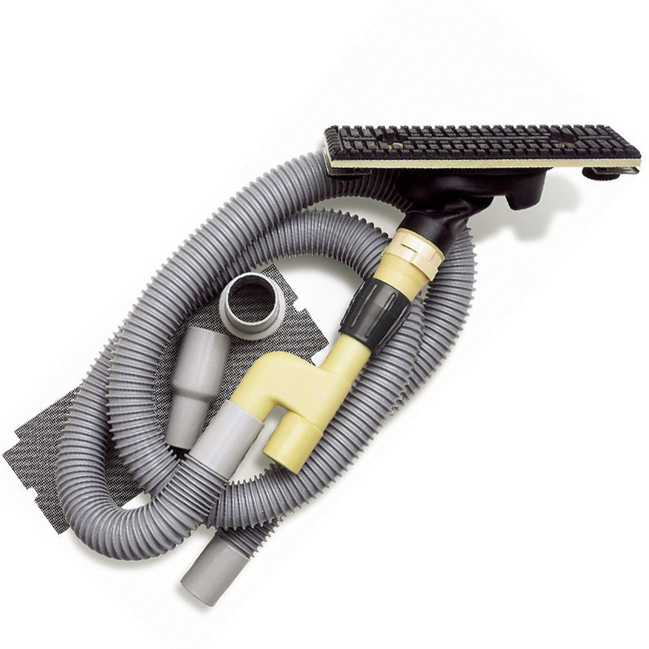 HYDE 09165 Vacuum Hand Sander Kit,5 Pc