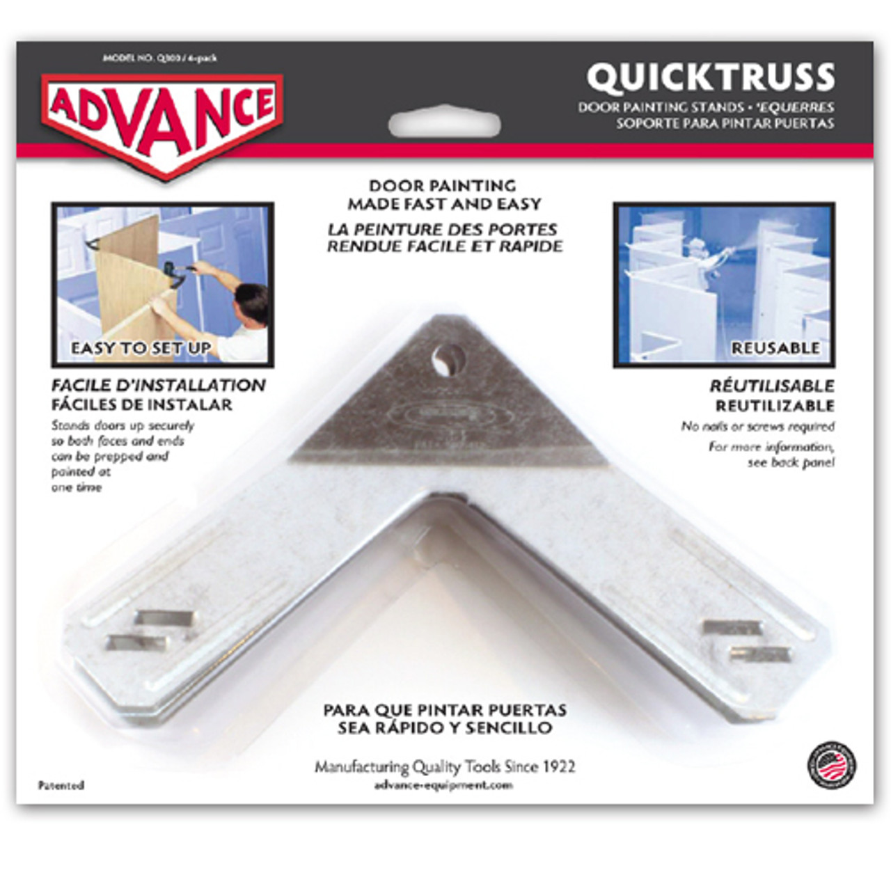 Advance Quicktruss Door Painting Stands