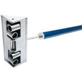 Blue Line USA Corner Roller w/ 4 ft. Handle, Alum. (BLUE-CR)