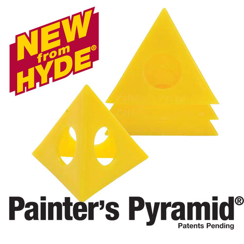 Hyde Painter's Pyramid - 10pk (HYDE-43510)