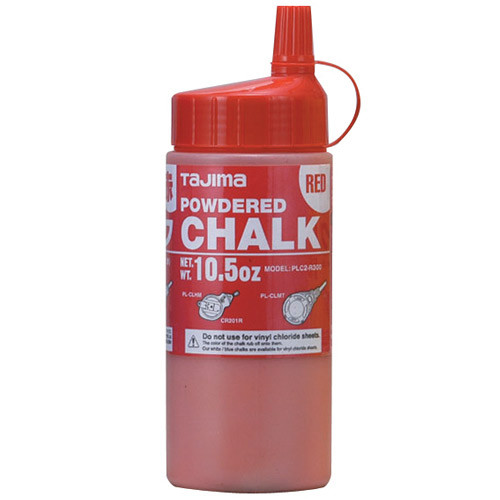 Tajima Ultra-Fine Snap-Line Chalk - Red (TAJI-PLC2-R300)