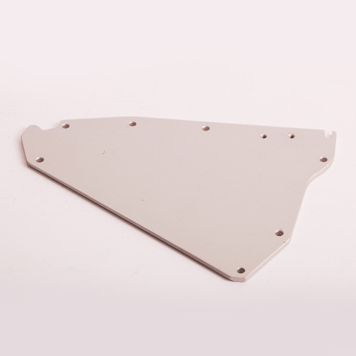 Columbia FatBoy Flat Box End Plate (Right) (Non-Hinged) (COLM-FBB3-8, FBB3-10, FBB3-12)
