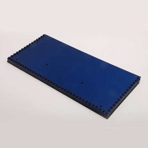 Blue Line USA Flat Box Pressure Plate w/ Wiper Assembly (BLUE-FA027-8A, BLUE-FA027-10A, BLUE-FA027-12A)