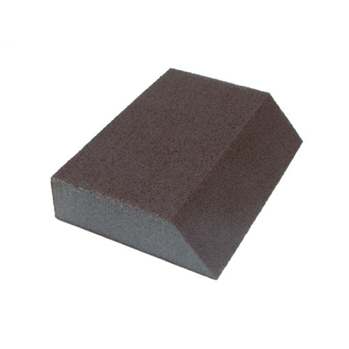 Marshalltown Sanding Sponge - Single Angle - Medium (MARS-SB486M)