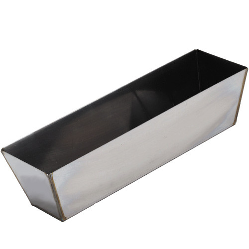Marshalltown 12 in. Heli-Arc Stainless Steel Mud Pan (MARS-6395)