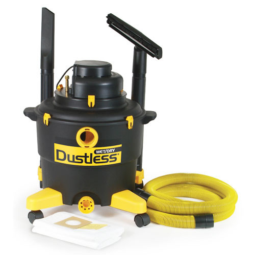 Dustless Technologies 16 Gallon Wet/Dry Vaccuum (DUST-6003)