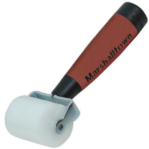 "Marshalltown 2"" Flat Professional Gemstone Plastic Seam Roller-DuraSoft Handle (MARS-E216D)"