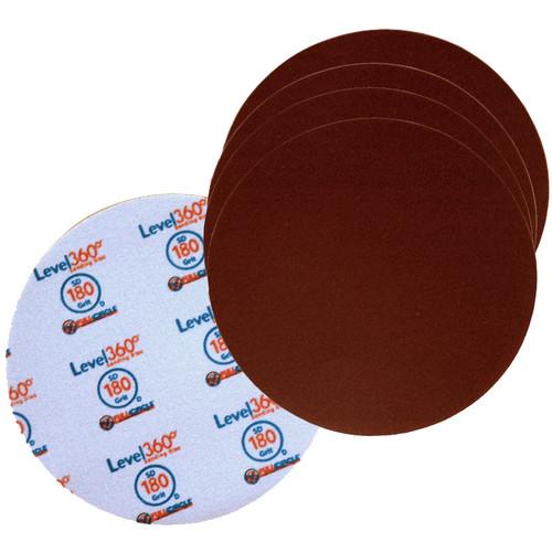 Full Circle Radius 360 Sanding Discs - 5 Pack (SD80, SD100, SD120, SD150, SD220, SD240)