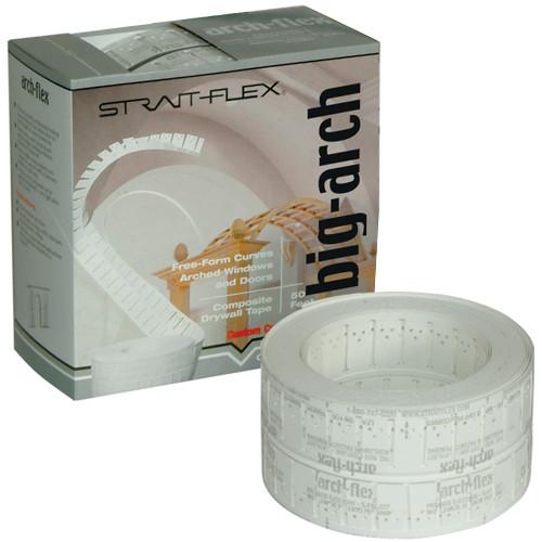 StraitFlex Arch Flex 333 Big Arch Composite Tape - 100  Rl (STRA-AF-100-S)