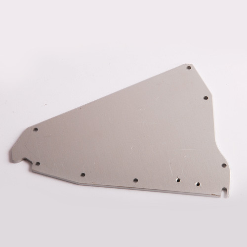 Columbia FatBoy Flat Box End Plate (Left) (Non-Hinged) (COLM-FBB3A-8, FBB3A-10, FBB3A-12)
