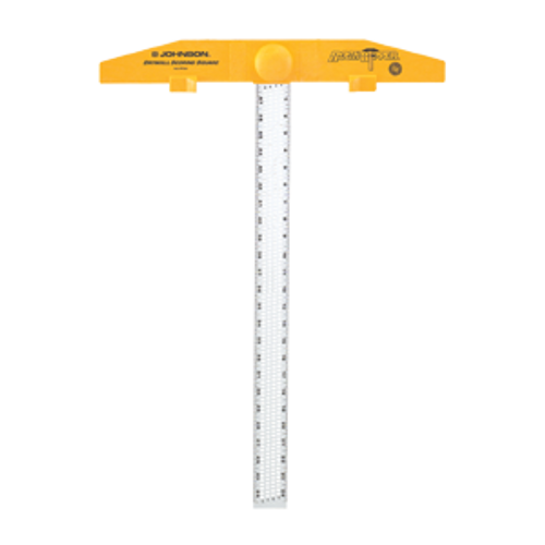 Johnson Level RockRipper Drywall Scoring T-Square (WHSE-RTS24)