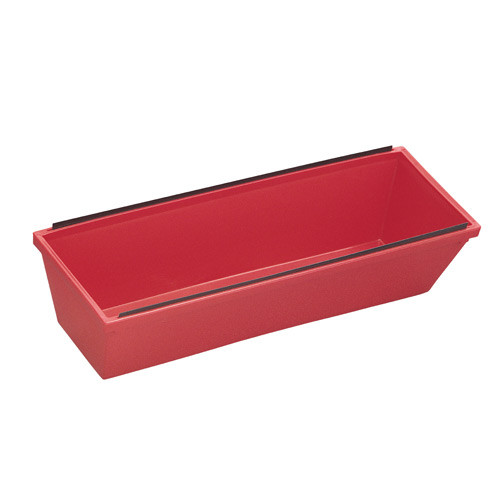 Wal-Board  12 in. Red Plastic Mud Pan (WALB-27-002)