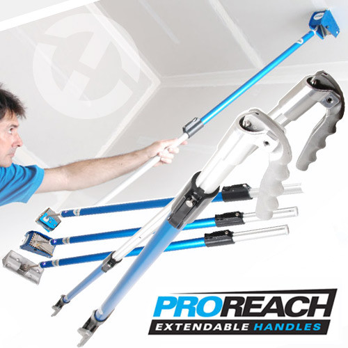 Blue Line USA ProReach 4-in-1 eXtendable Handle (BLUE-XHP)