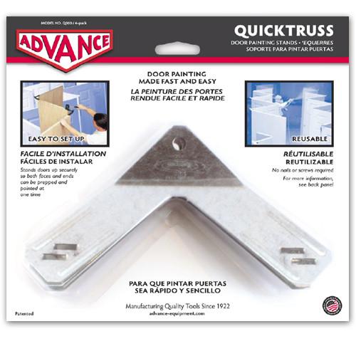 Advance Quicktruss Door Painting Stands, 4-Pack (ADVA-Q-300)