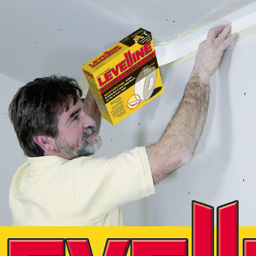 Levelline Drywall Corner Tape 2.75 in. x 100 ft. Roll (GRAB-LL100)