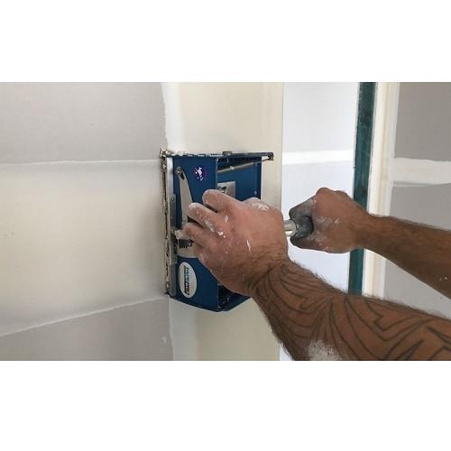 Blue Line USA Shorty Flat Box Handle (BLUE-FH-S)