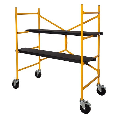 Perry Portable 4 ft. Step-Up Mini Work Platform by Nu-Wave (PERR-SU-4)